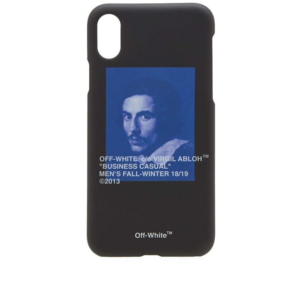Photo: Off-White Bernini iPhone X Case