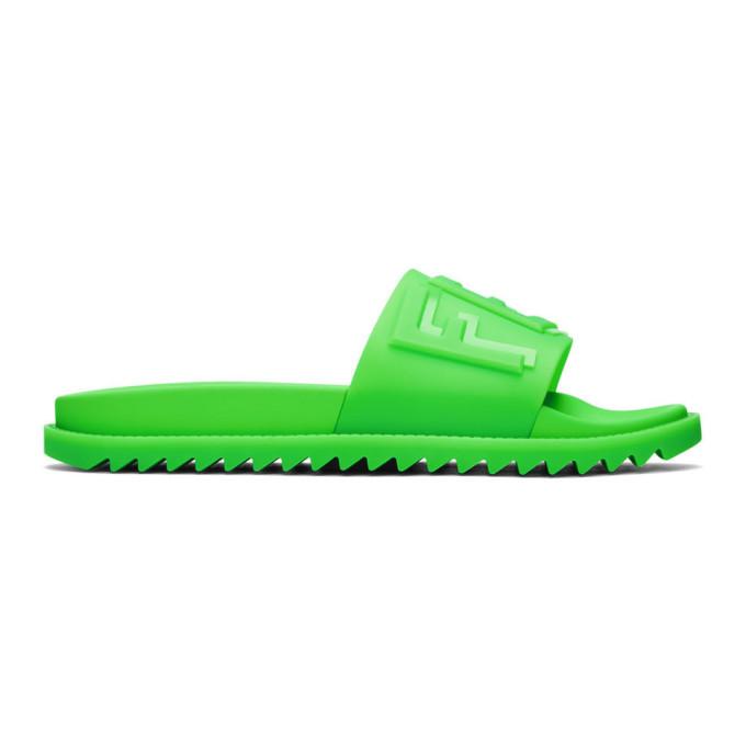 Photo: Fendi Green Vocabulary Slides