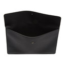 Common Projects Black Dossier Pouch