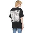 Ksubi Black Torn T-Shirt