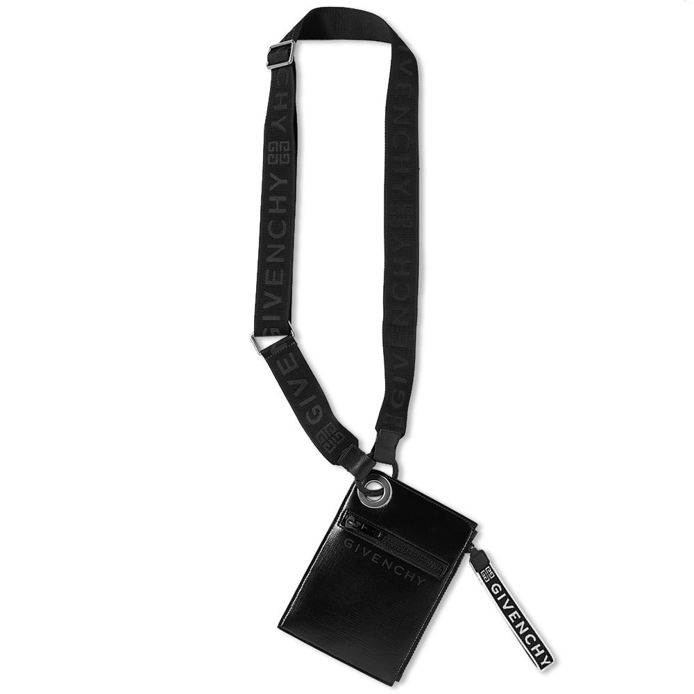 Givenchy Jaw Crossbody Bag