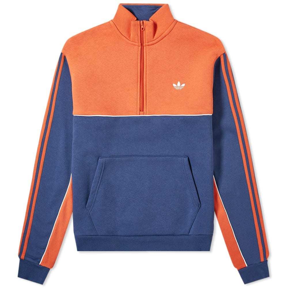 Adidas Mod Half Zip Sweat