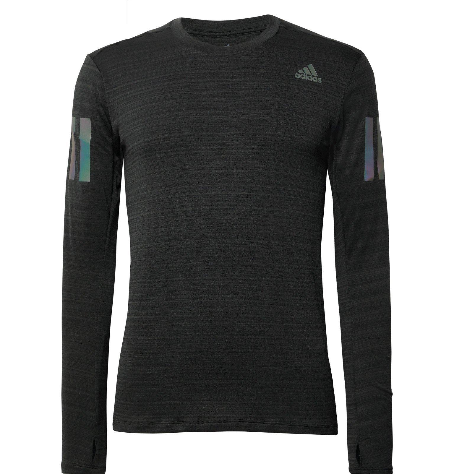 Photo: Adidas Sport - Rise Up N Run Climalite T-Shirt - Black