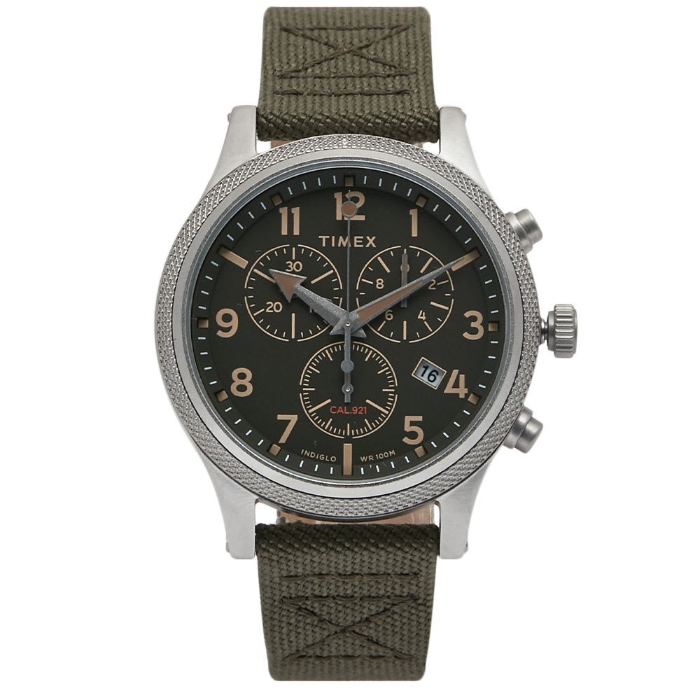 Photo: Timex Allied LT Chronograph Watch