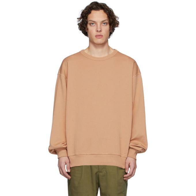 Photo: Dries Van Noten Pink Hoxto Sweatshirt