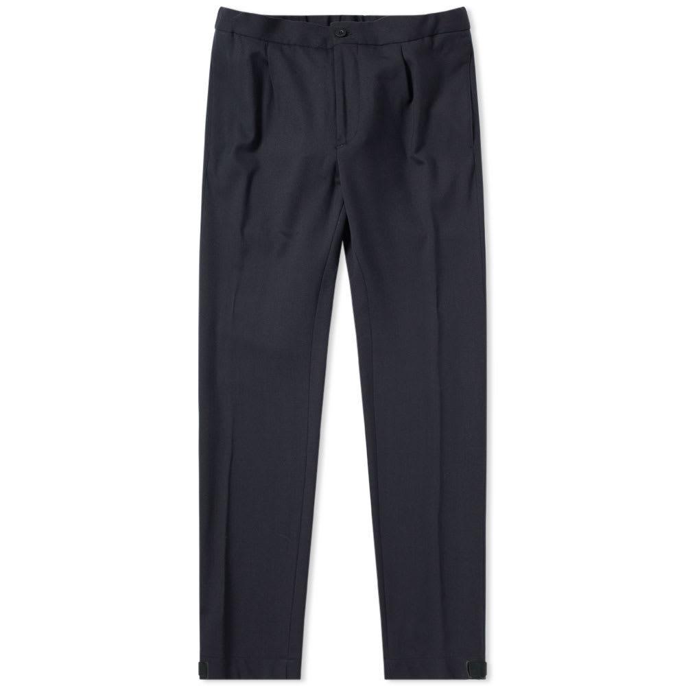 Incotex Urban Traveller Tab Detail Trouser