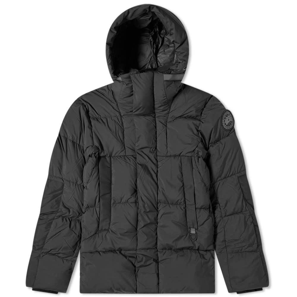 Photo: Canada Goose Black Disc Osbourne Parka