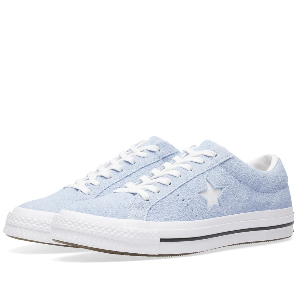 Photo: Converse One Star Ox Pastel Pack Blue