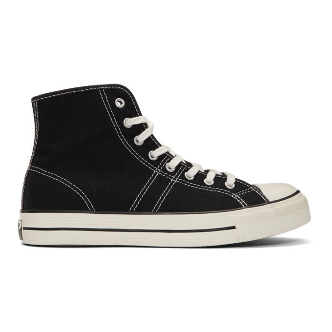 Photo: Converse Black Lucky Star High Top Sneakers