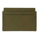 Smythson Green Panama Card Holder