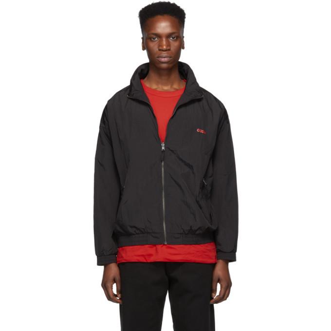 Photo: 032c Reversible Black Nylon Track Jacket