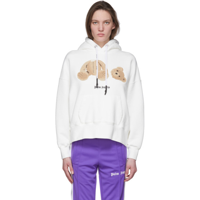 Photo: Palm Angels Off-White Kill The Bear Hoodie