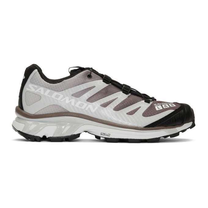 Photo: Salomon Purple and Grey Limited Edition S/Lab XT-4 ADV Sneakers