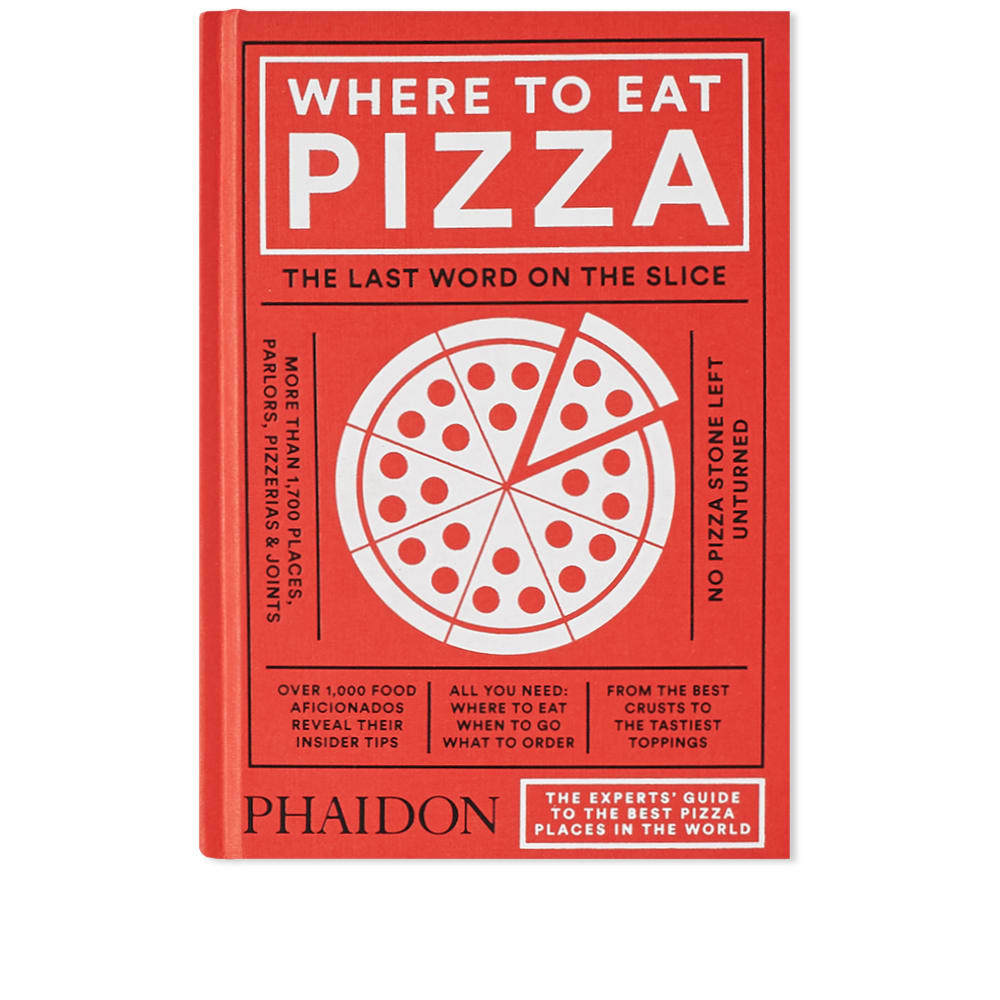 Photo: Where to Eat Pizza