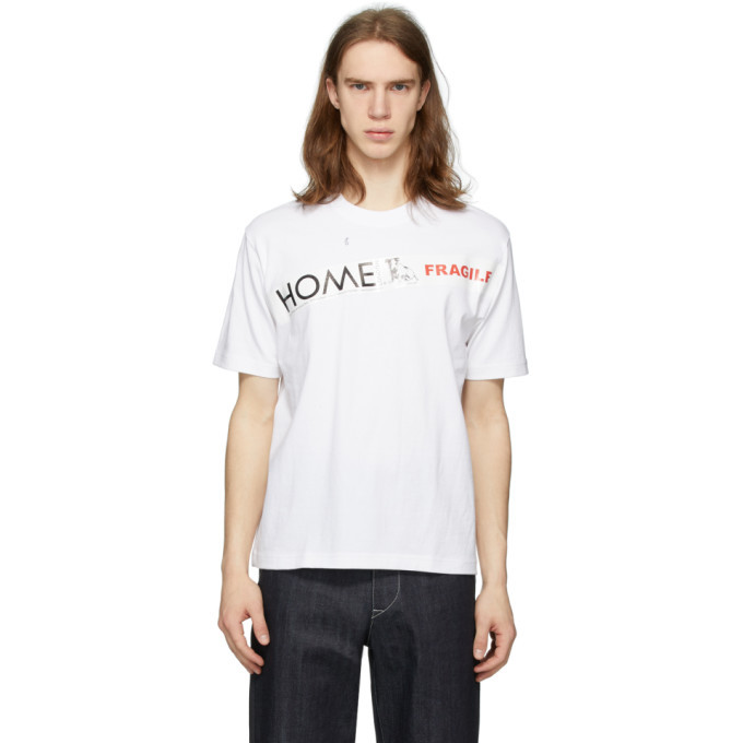 Photo: Junya Watanabe White Home London T-Shirt