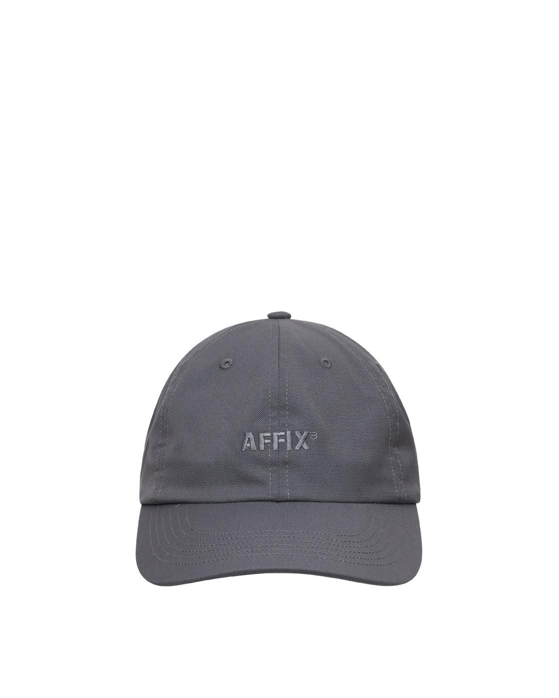 Photo: Affix Standard Logo Cap Grey
