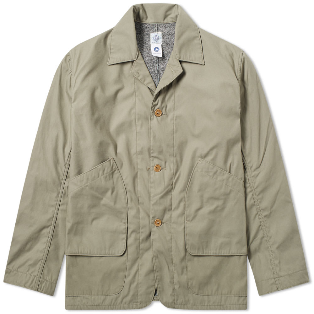 Photo: Post Overalls Lined Deer Hunter Jacket