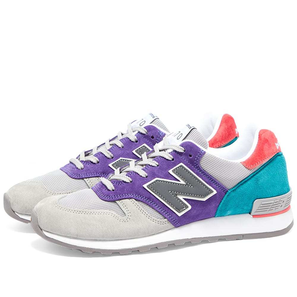 New Balance M670GPT - Made in England