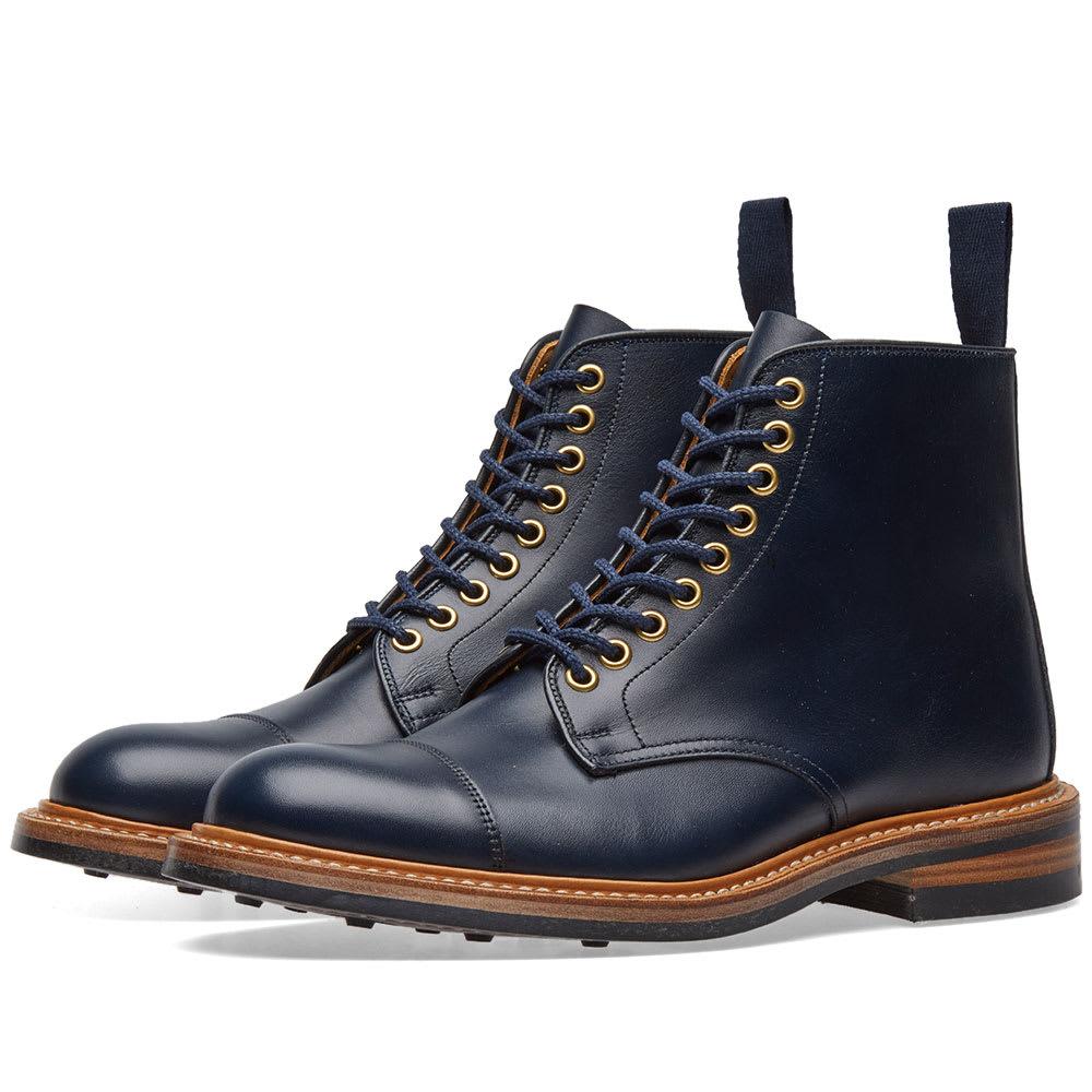 Photo: END. x Tricker's Axton Toe Cap Boot
