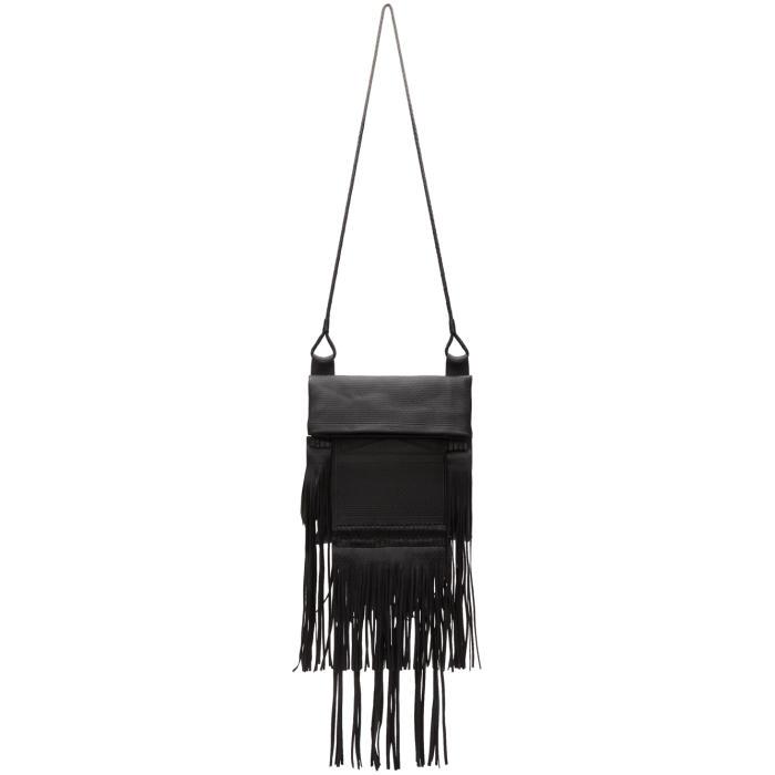 Photo: Saint Laurent Black Large Saharienne Bag