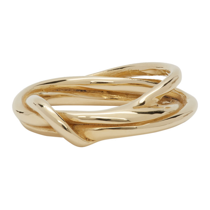 Photo: Faris Gold Tangle Ring