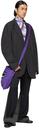 Raf Simons Black Wool Insert Lounge Pants