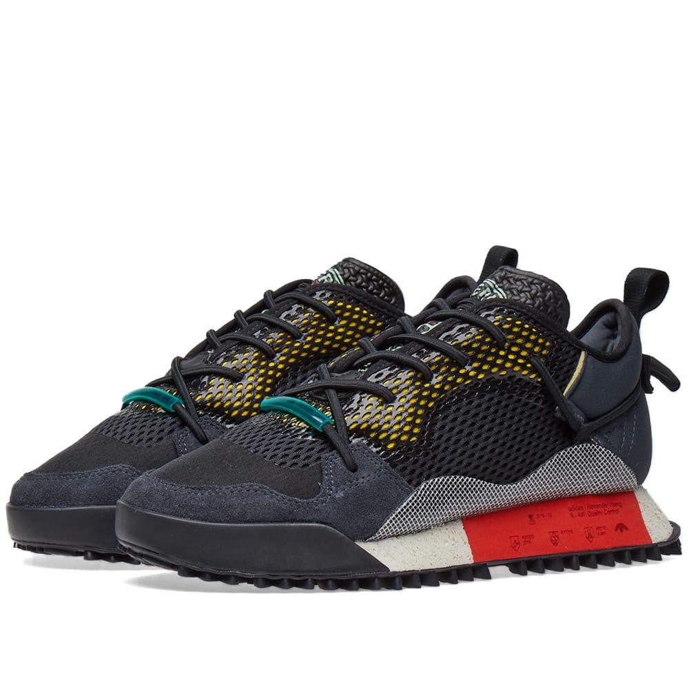 Alexander Wang Reissue Run Black adidas
