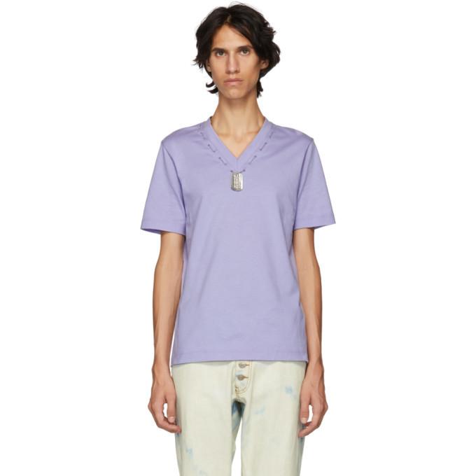 Photo: Linder Purple Darby Dog Tag T-Shirt