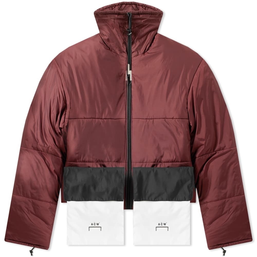 Photo: A-COLD-WALL* Oversized Puffer Jacket