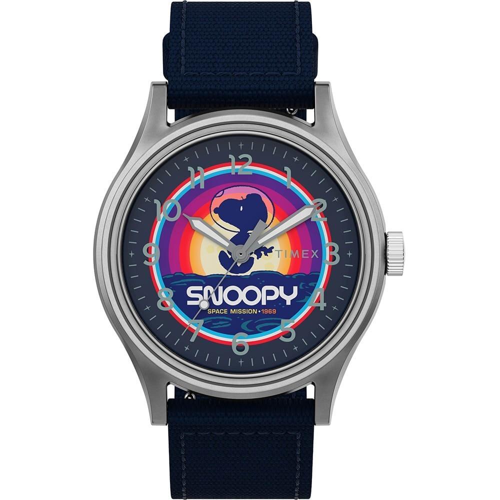 Photo: Timex x Peanuts Snoopy Space Mission MK1 SST