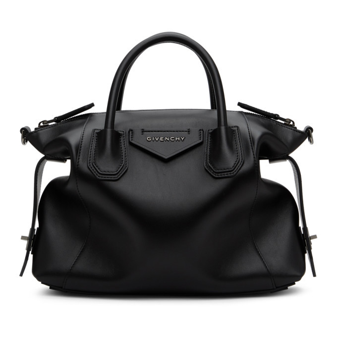 Photo: Givenchy Black Soft Small Antigona Bag