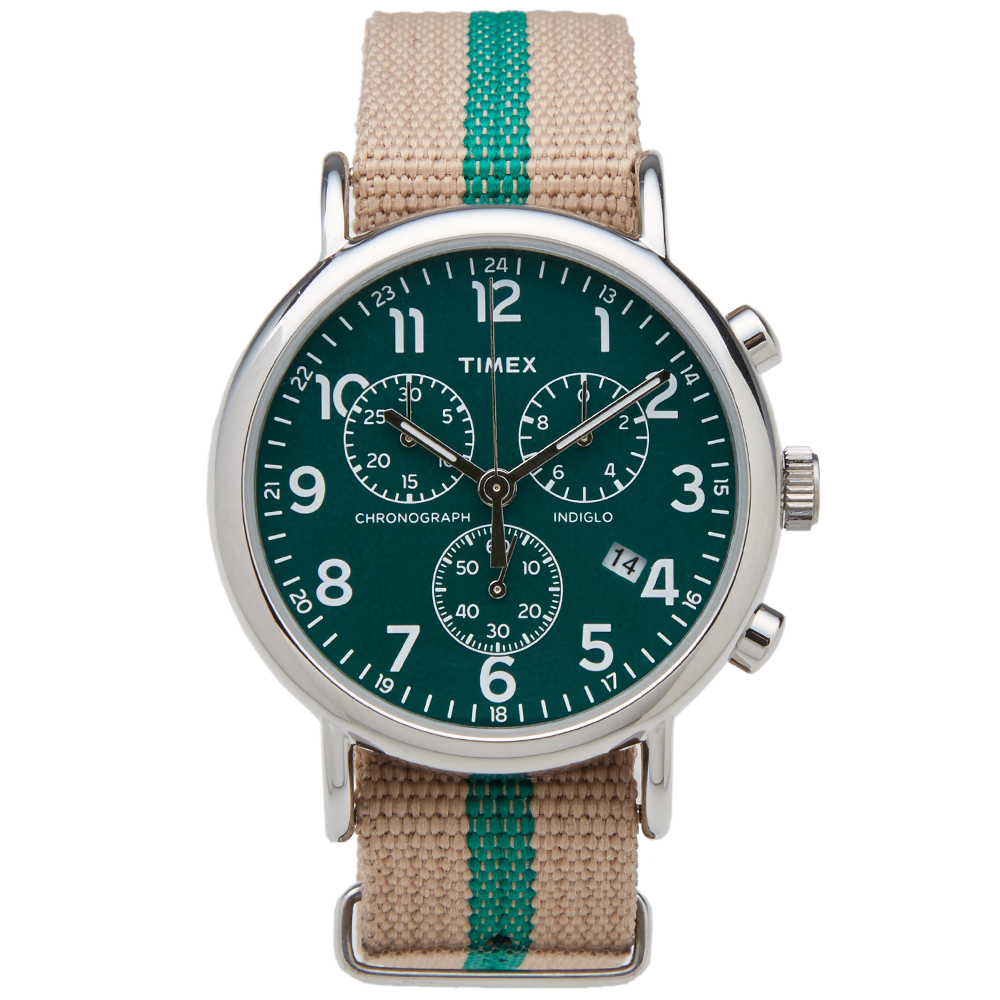 Photo: Timex Archive Weekender Chrono Watch