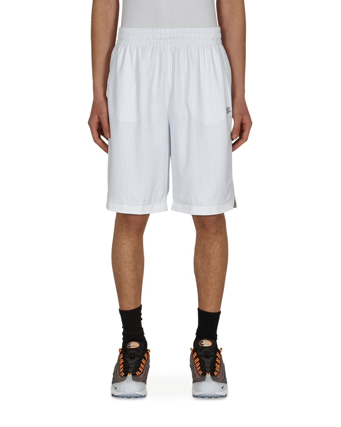 Nike Special Project Kim Jones Mesh Shorts White