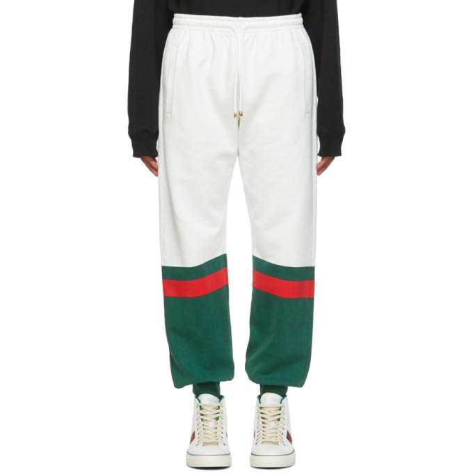 Photo: Gucci Multicolor Jersey Lounge Pants