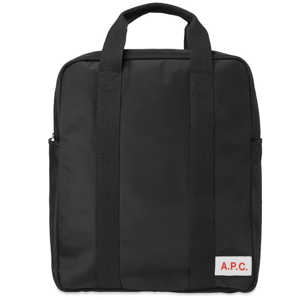 Photo: A.P.C. Protection Tote Backpack