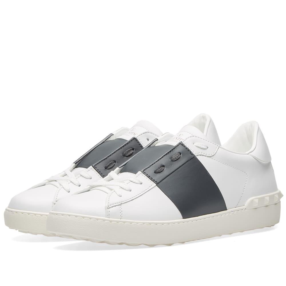 Photo: Valentino Open Low Top Sneaker