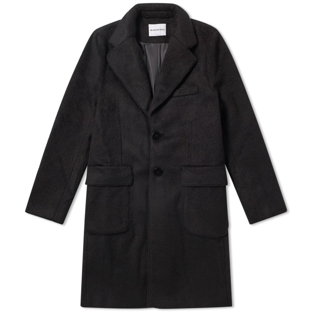 Photo: MKI Wool Overcoat