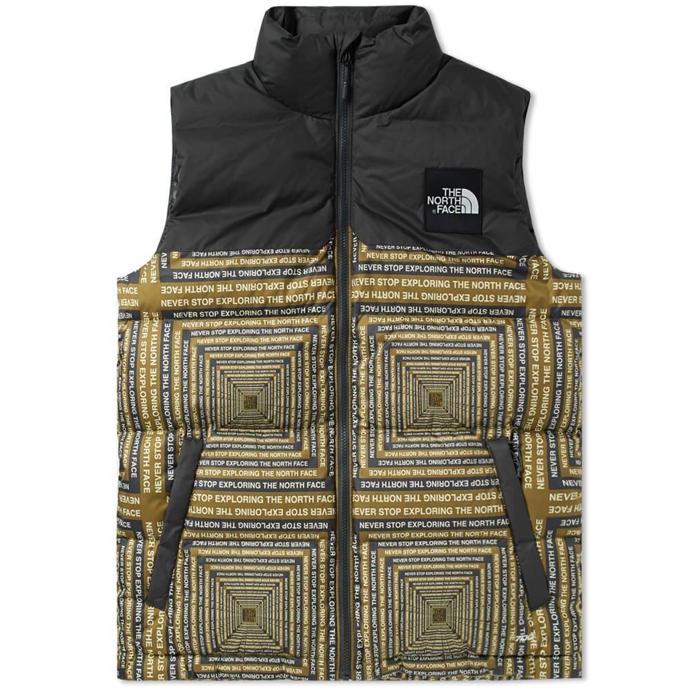 Photo: The North Face 1992 Nuptse Vest