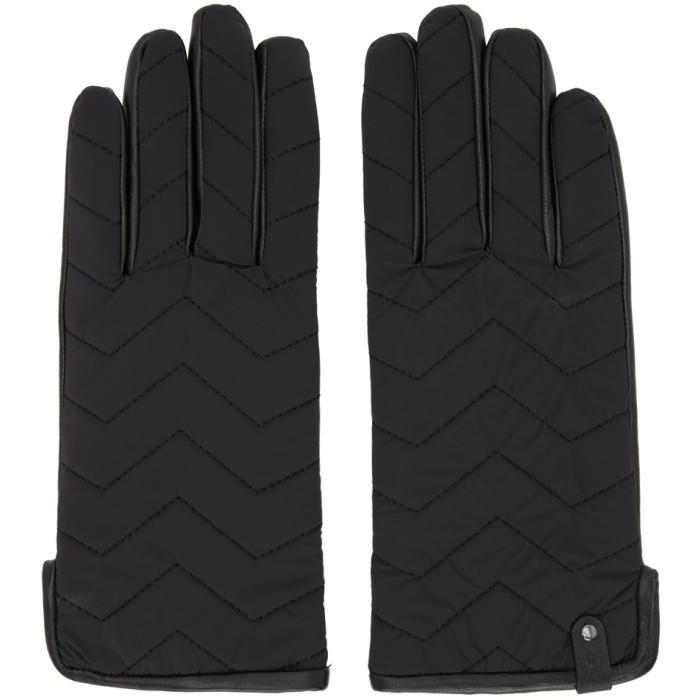 Photo: Mackage Black Haan Gloves