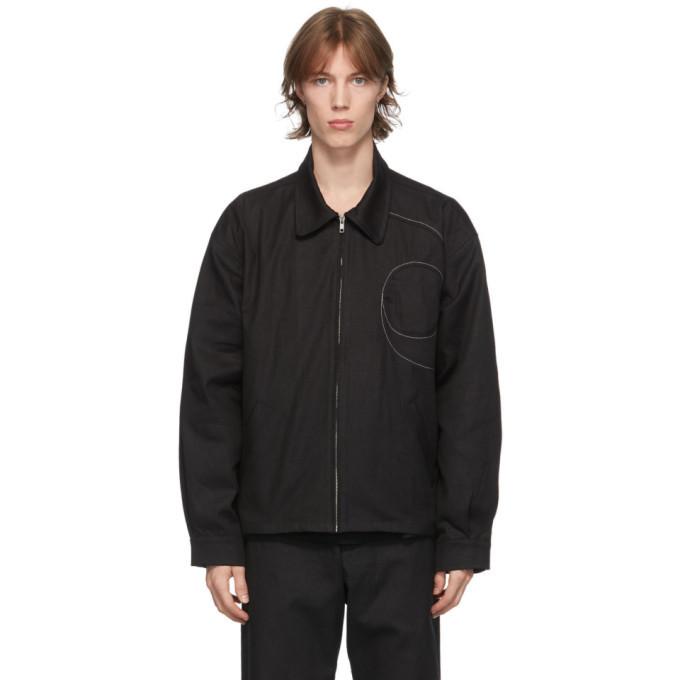 EDEN power corp Black Vort Jacket