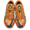 adidas Originals Orange Yung-1 Sneakers