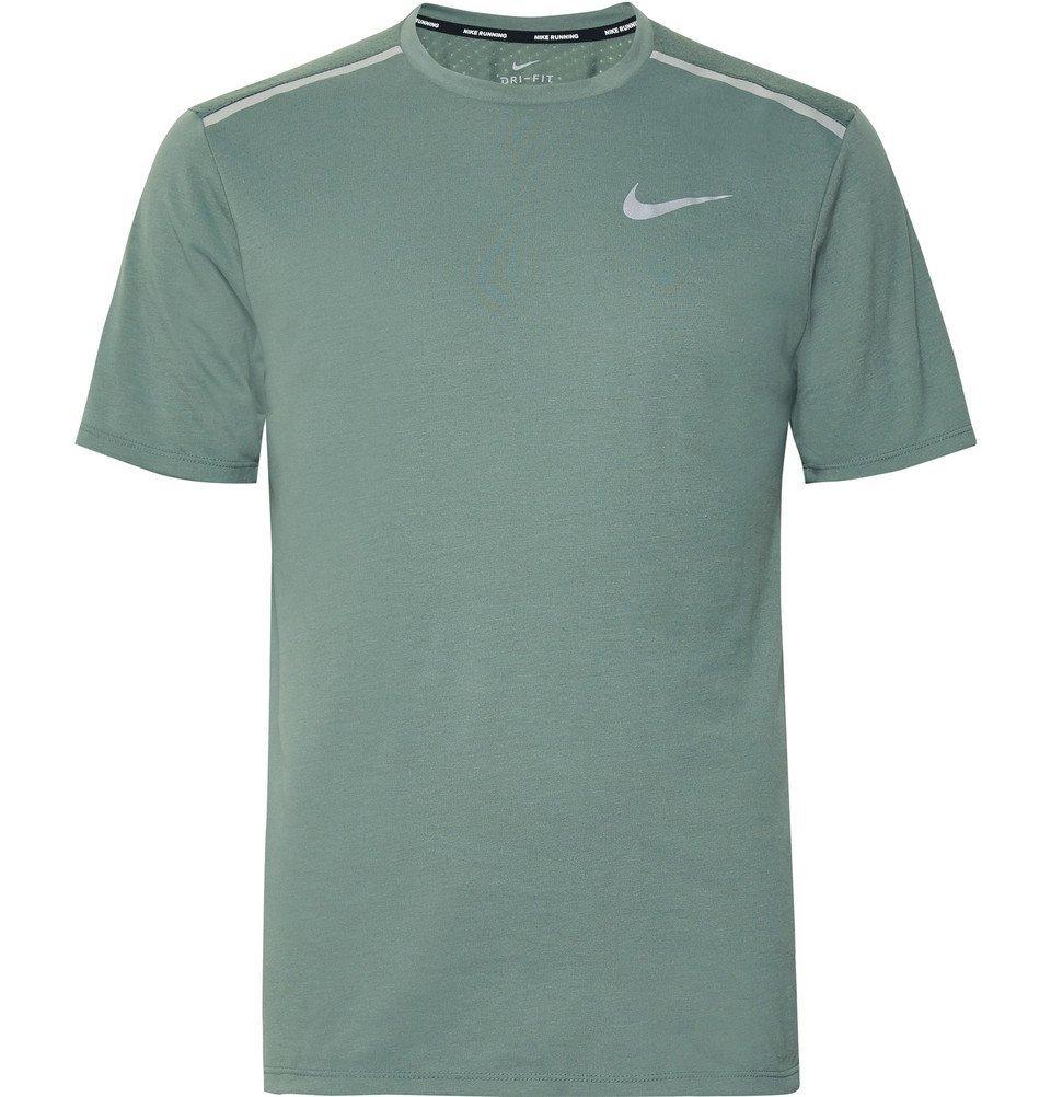 Nike Running - Rise 365 Dri-FIT T-Shirt - Green