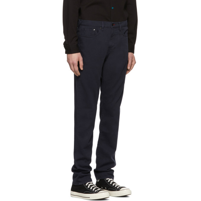 PS by Paul Smith Navy Tapered Jeans