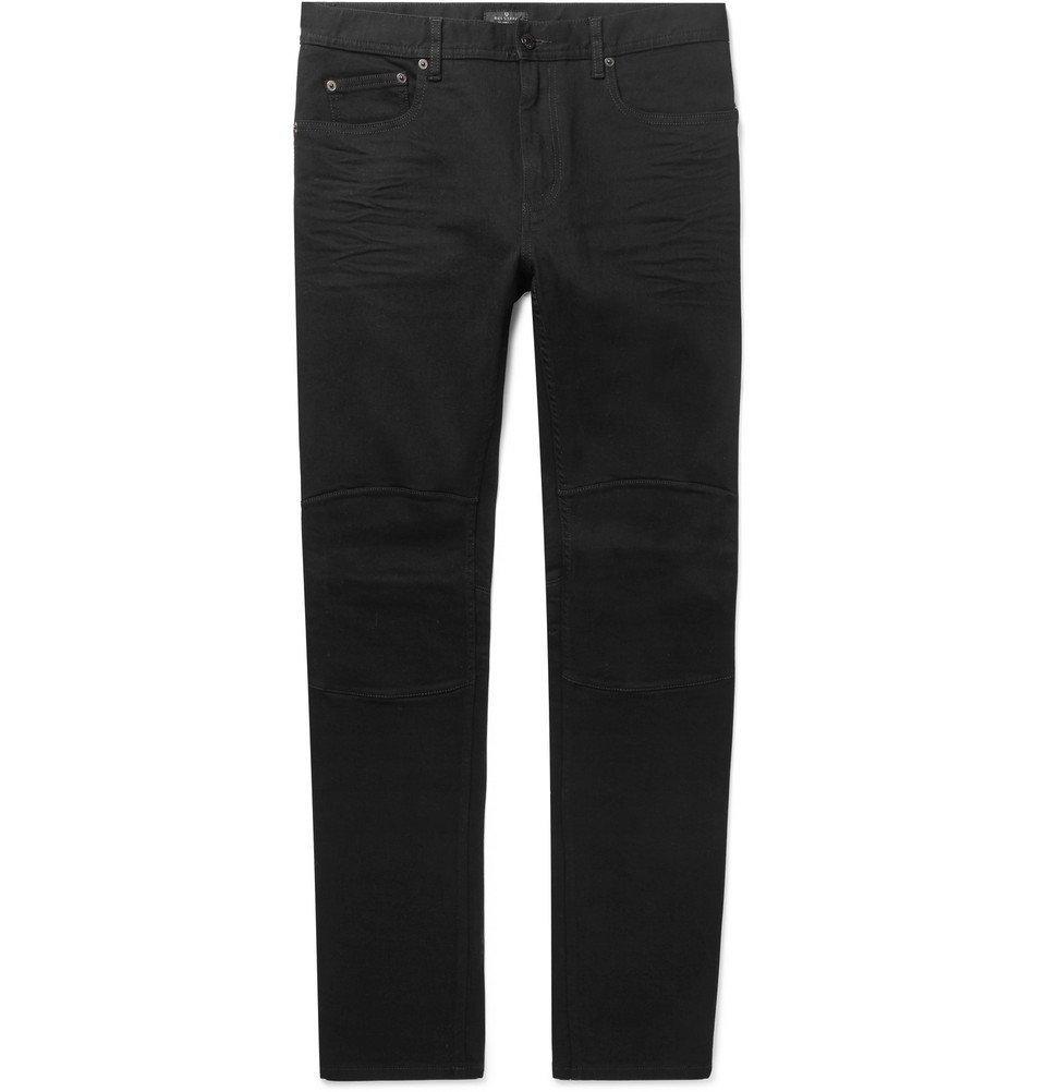 Belstaff - Tattenhall Skinny-Fit Stretch-Denim Jeans - Men - Black