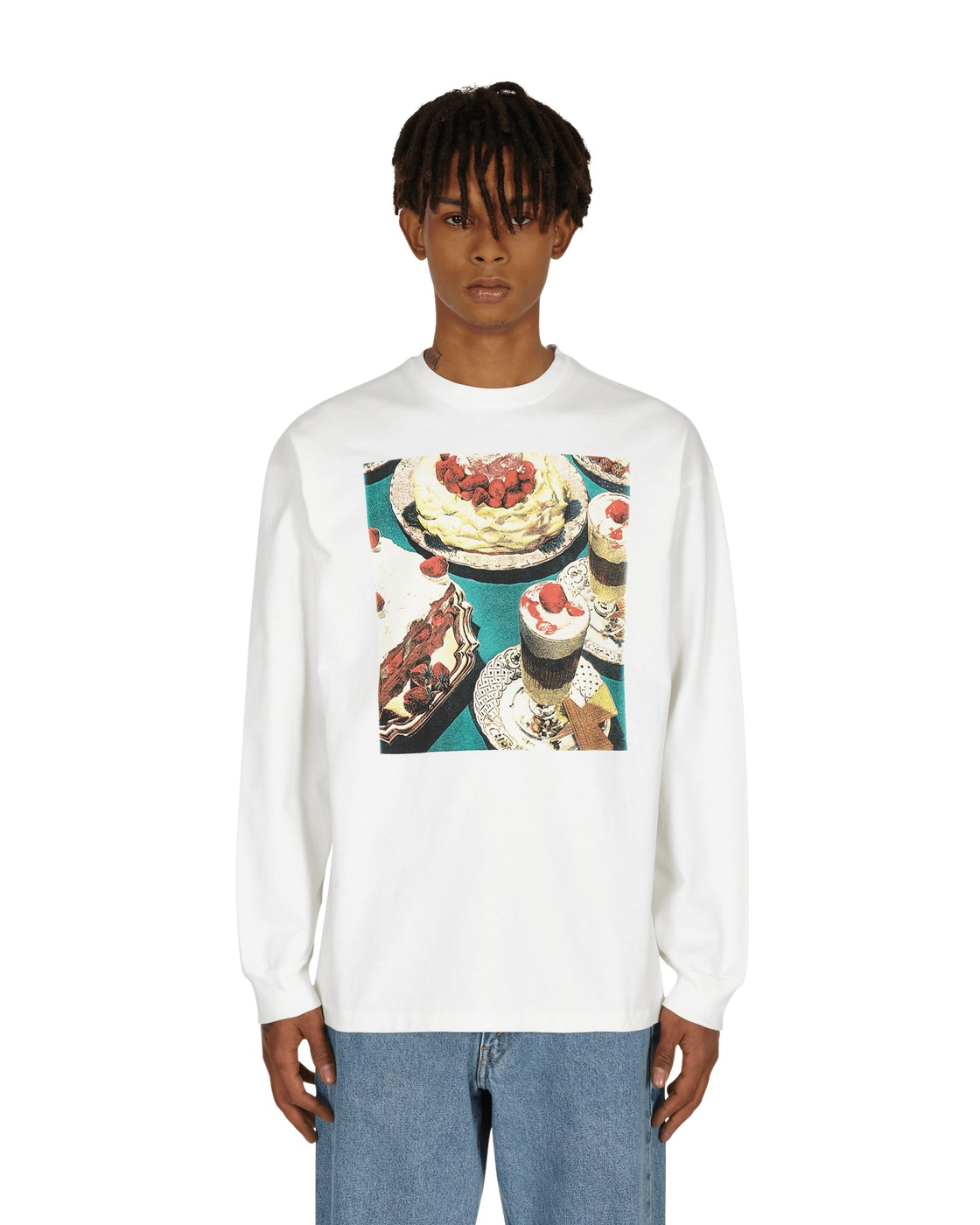 Photo: Levi's Vintage Central Station Design 80s Graphic Longsleeve T Shirt Squirrel Multi Colored