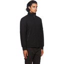 C.P. Company Black Nylon Short Jacket