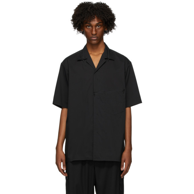 Photo: Y-3 Black Classic Short Sleeve Shirt