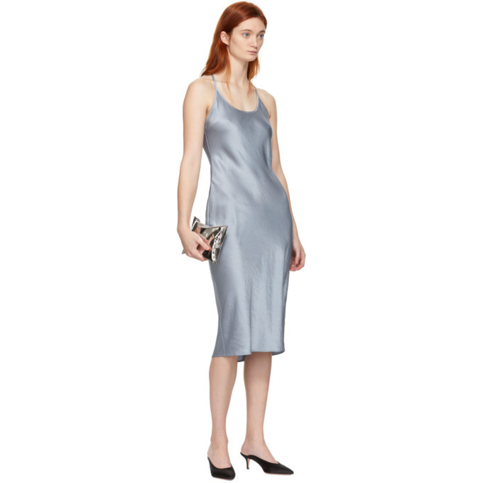 alexanderwang.t Blue Wash and Go Dress