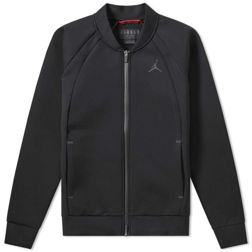 Jordan Flight Tech Jacket Black
