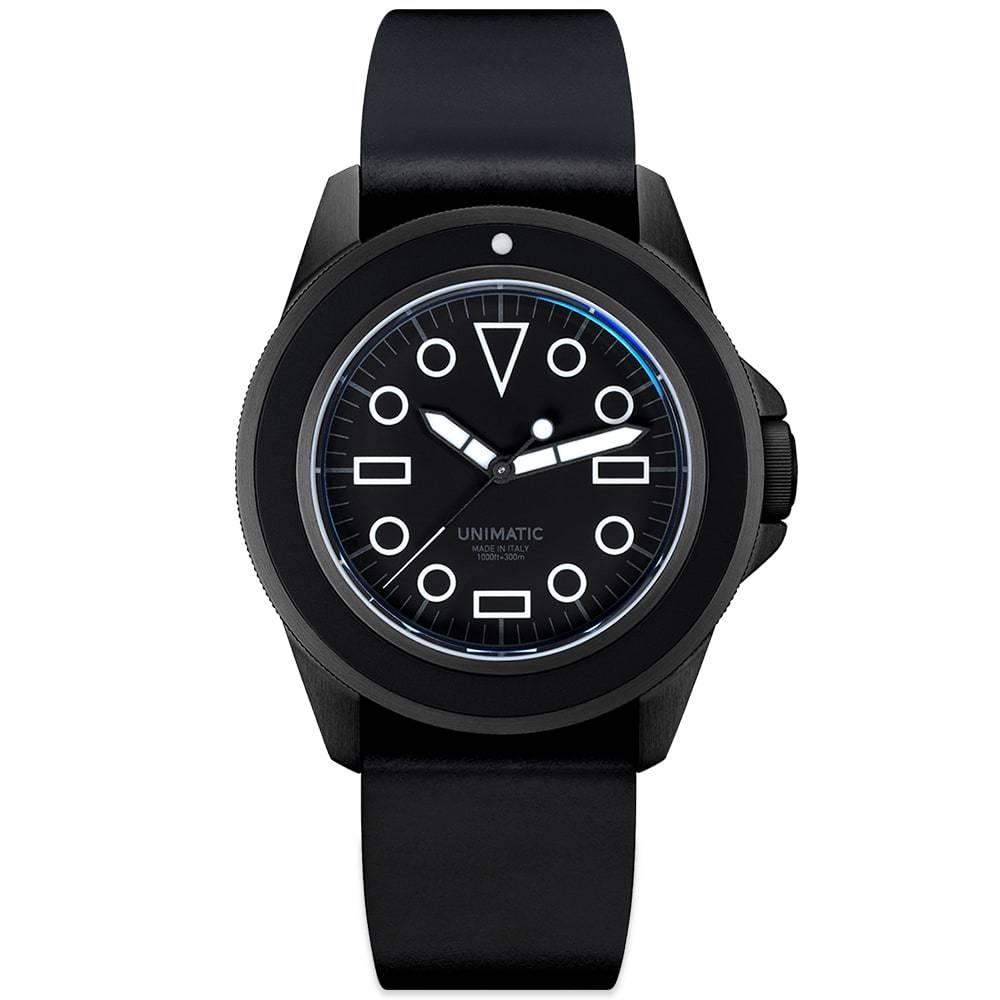 Photo: Unimatic Modello Uno U1-EMN Watch